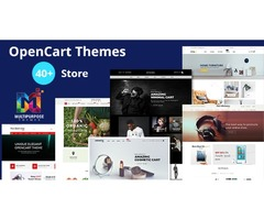 OpenCart Themes and OpenCart Templates