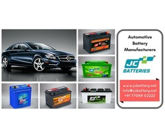 Automotive Battery Manufacturers in India | Car Batteries | E-Rickshaw Battery