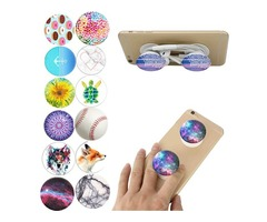 Fashion Pop Socket Expanding Grip Mount Phone Holder for iPhone Android Phones
