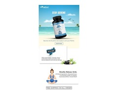 Herbal & natural supplements for anxiety and stress - HerbalCart