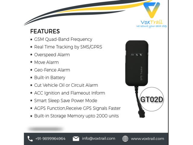 GT02D GPS tracking device | free-classifieds-usa.com
