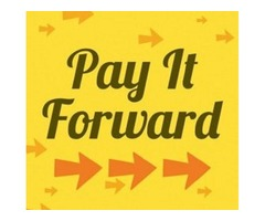 Paying It Forward Stories