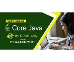 Core Java Online Training - NareshIT
