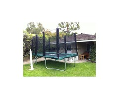 15' Extra Heavy Duty Trampoline Without Enclosure For Sale in USA
