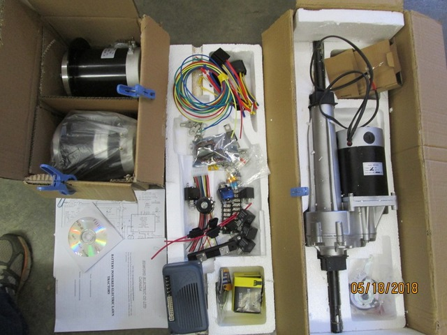 Electric Riding Mower Conversion Kits Farm Equipment