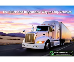 The Quick and Dependable Way to Ship Vehicles