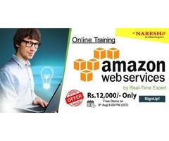 AWS Online Training - NareshIT