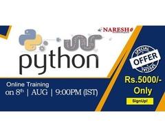 Python Online Training - NareshIT