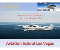 Aviation school