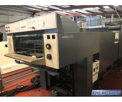 Offset Press Heidelberg Speedmaster SM 74-4