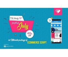 40% Offer Php Multi Vendor Ecommerce Marketplace Script - Appkodes