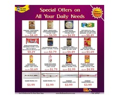 Special Offers On All Daily Needs Online Addison,Texas - MyHomeGrocers