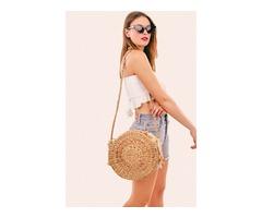 Faithfull The Brand - Shelby Woven Bag
