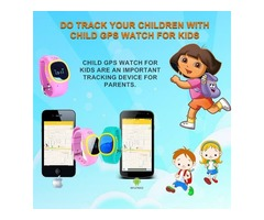 Child GPS Tracker for Kids Online