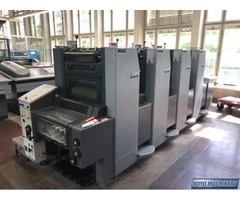 Offset Press Heidelberg Speedmaster SM 52-4