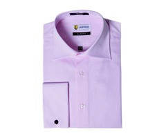 Buy Labiyeur's Men Slim Fit French Cuff Shirts Online