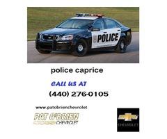 police caprice