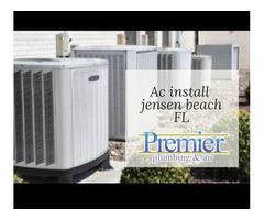Ac install jensen beach fl