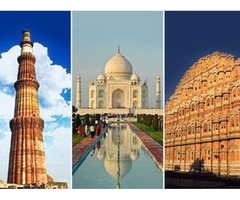 Golden triangle tour with Rajasthan at India budget tours