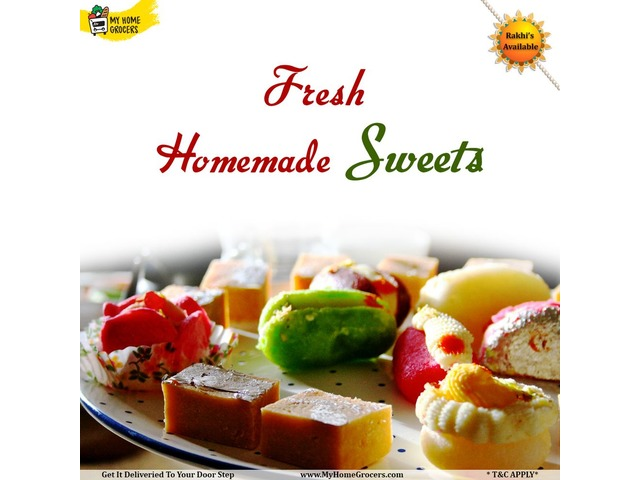 Fresh Homemade Sweets Online Wylie,Texas - MyHomeGrocers | free-classifieds-usa.com