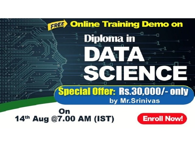 Diploma in Data Science Online Training - NareshIT | free-classifieds-usa.com