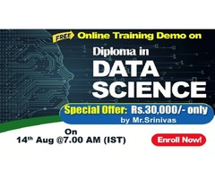 Diploma in Data Science Online Training - NareshIT