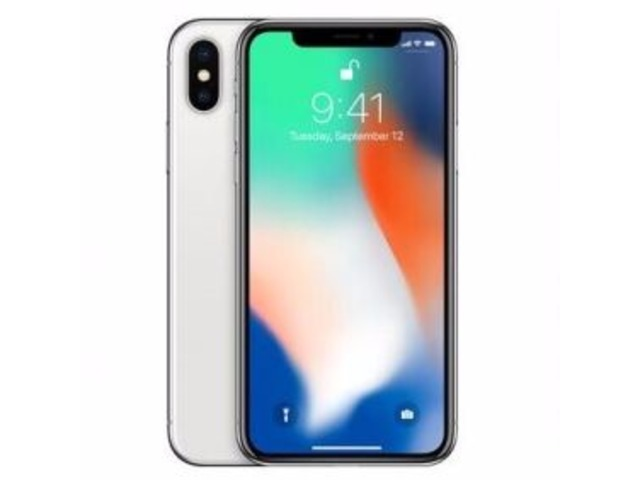 Apple iPhone X 64GB Silver-New-Original,Unlocked | free-classifieds-usa.com