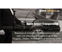 Best Rated Leesburg Taxi