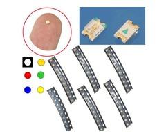 10 pcs 0805 Colorful SMD SMT LED Light Lamp Beads For Strip Lights