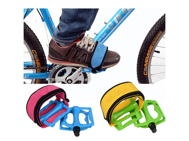Fixed Gear Bike Bicycle Pedal Foot Strap Binding Band | free-classifieds-usa.com