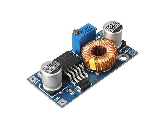 5A Geekcreit® XL4005 DC-DC Adjustable Step Down Module Power Supply Converter | free-classifieds-usa.com