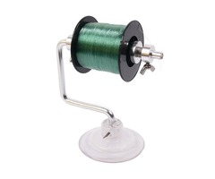 ZANLURE Fishing Line Winder Reel Spooler Spool System Tackle Aluminum Exclusive