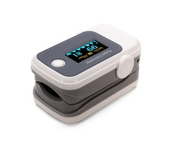 Fingertip Pulse Oximeter SpO2 Blood Oxygen Saturate Heart Rate Monitor | free-classifieds-usa.com