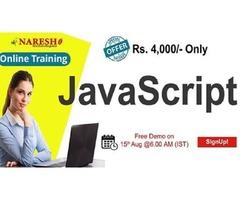 JavaScript Online Training - NareshIT