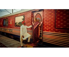 Maharajas Express offered Royal Vacation in Rajasthan
