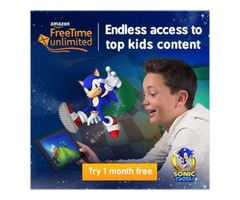 Endless access to top kids content