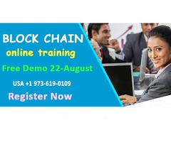 Block chain online training Attend free Demo Interested people Register Now.