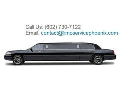 Limo Service for more than two decades