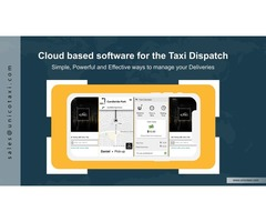 Taxi Dispatch Software in Cloud