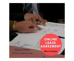 Online Lease Agreement   free-classifieds-usa.com