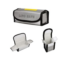 Explosion Proof Fire-Proof Bag For Li-Po Battery NO.1-3