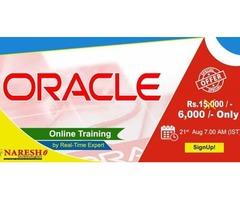 Oracle Online Training - NareshIT