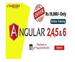 Best Angular 2, 4, 5 and 6 Online Training - NareshIT