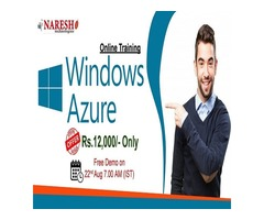 Windows Azure Online Training - NareshIT