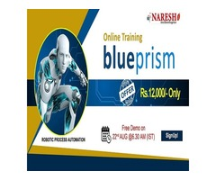 Blue Prism Online Training - NareshIT