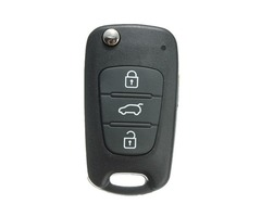 3BT Key Fob Remmote Case Shell Cover Blank For Kia Cerato Sportage