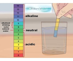 About The Diet and Drinking High pH Water