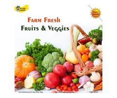 Farm Fresh Fruits & Veggies Online Flower Mound,Texas - MyHomeGrocers