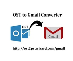 OST to Gmail Converter