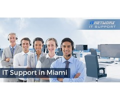 IT Support in Miami